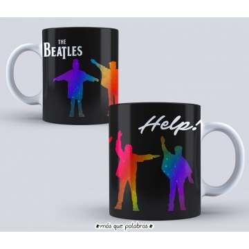 Tazón The Beatles 6