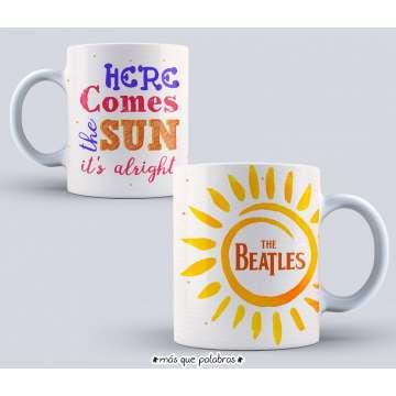 Tazón The Beatles 9