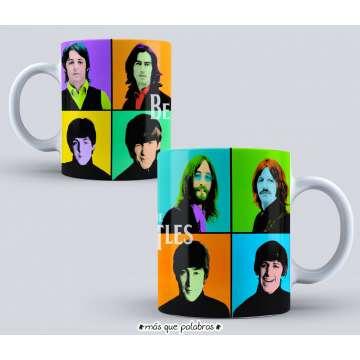 Tazón The Beatles 10