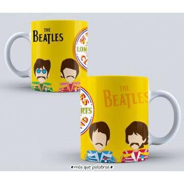 Tazón The Beatles 12