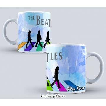 Tazón The Beatles 13