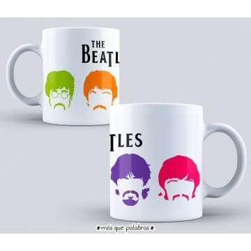 Tazón The Beatles 15